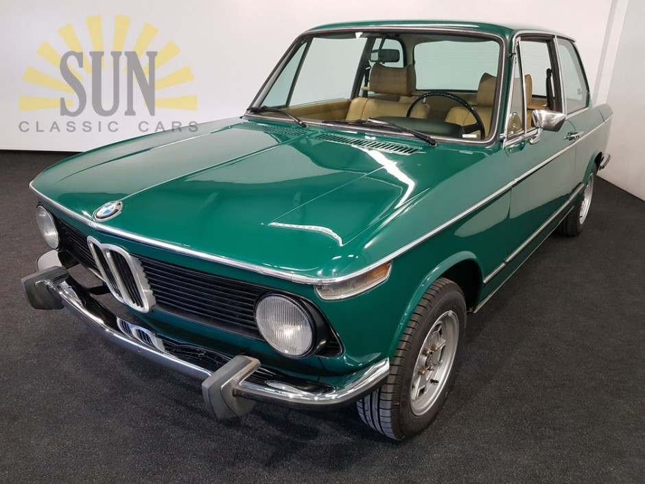 BMW 2002 For Sale >> Bmw 2002 1973 For Sale At Sun Classic Cars