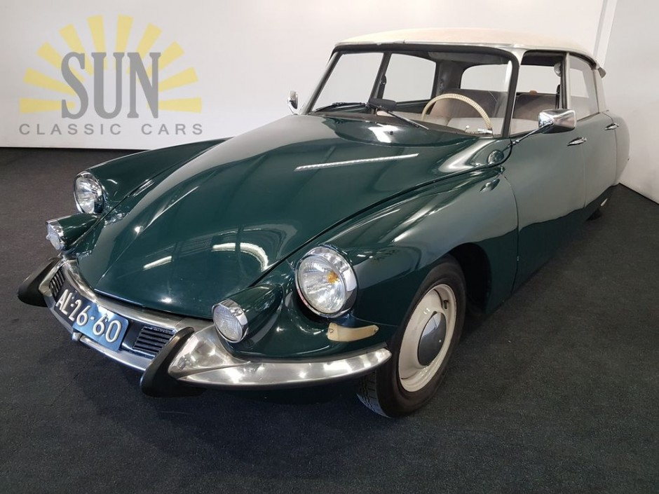 Sun Motors BMW >> Citroen ID 19 1963 for sale at Sun Classic Cars