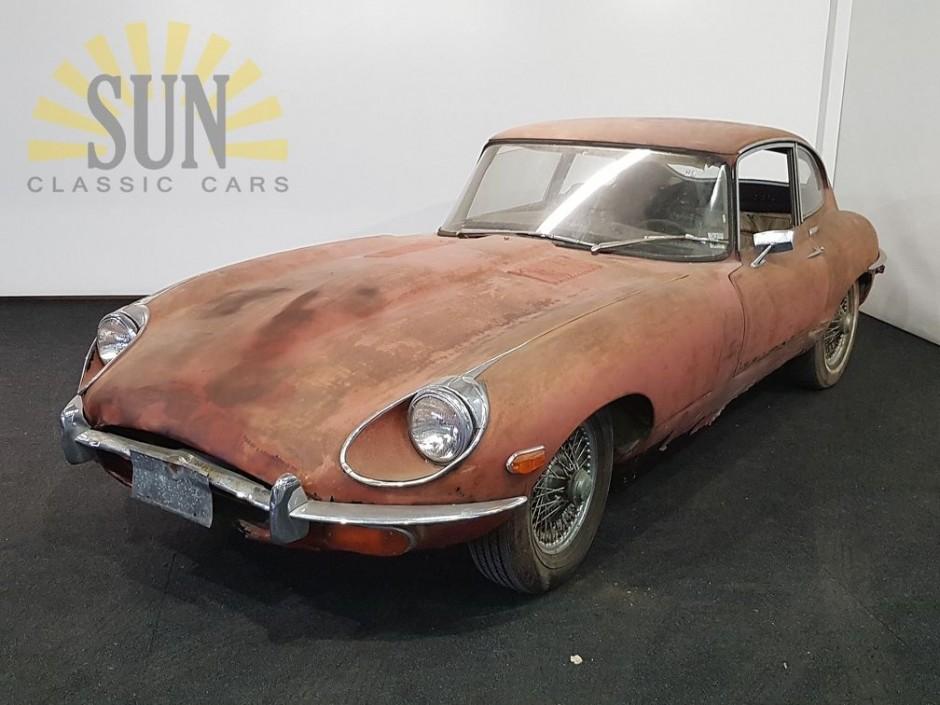 Jaguar E Type >> Jaguar E Type 1969 For Sale At Sun Classic Cars