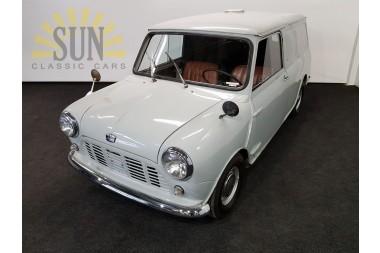 Austin Mini Van LHD 1961