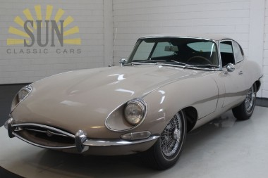 Jaguar E-type Series 1.5 1968