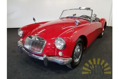 MGA 1500 cabriolet 1959