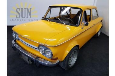 NSU TT 1972