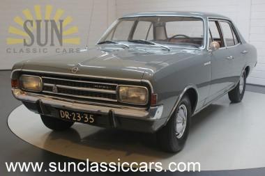 Opel Rekord 1900 1967