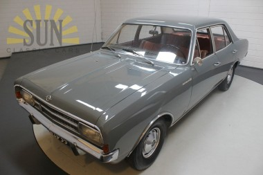 Opel Rekord 1900 1967 WWW.ERCLASSICS.COM