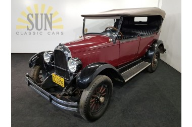 Overland Whippet 1927 CAR IS IN AUCTION