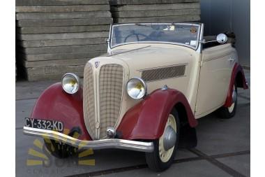 Rosengart LR4N2 cabriolet 1937