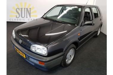 Volkswagen Golf GT 1993