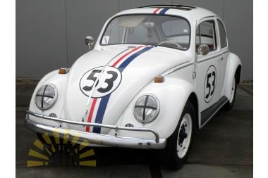 Volkswagen Beetle coupe 1966