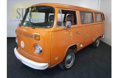 Volkswagen T2B 1977