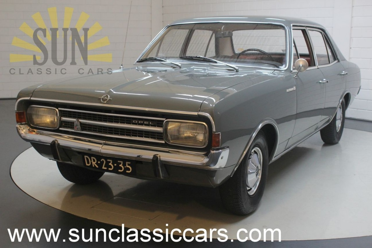 Opel Rekord 1900 1967 For Sale At Sun Classic Cars