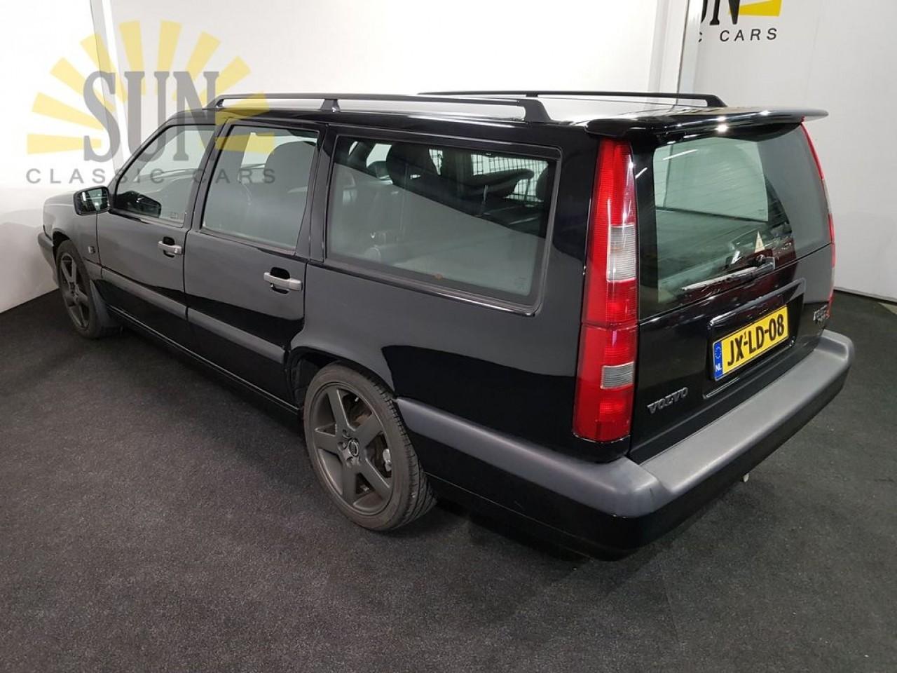 Kofferraumwanne für Volvo 850 T-5R LW Kombi 5-türer 1994-1997